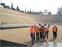 Young pupils from Corfu at Kids' Athletics