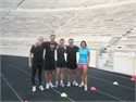 Running Race of the European Society for Vascular Surgery in the Panathenaic Stadium