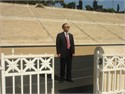 Visit of Chinese Delegation at Panathenaic Stadium