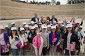 """Happy Birthday to you Panathenaic Stadium"" sang this morning the pupils of the 1st Primary School of Vrilissia"
