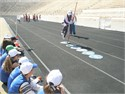 The 8th Primary School of Pireas and the 8th Primary School of Nea Smirni at Kids' Athletics
