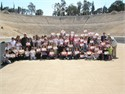 The 16th Primary School of Korydallos and the 16th Primary School of Vyronas at Panathenaic Stadium