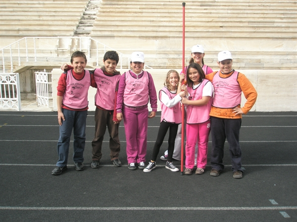 The pink team
